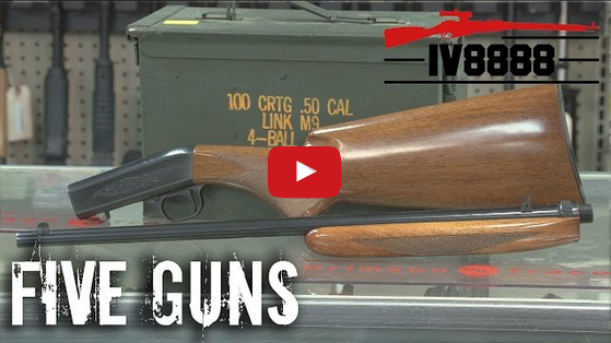 What Are the Top 5 .22 LR Takedown Rifles?