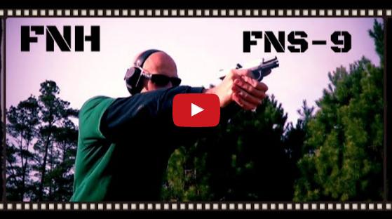 FN Herstal FNS-9 9mm Striker Fired Handgun Review