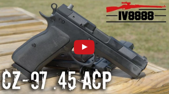 Should You Buy the CZ-97 .45 ACP?