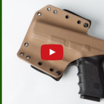 The Raven Concealment Systems Phantom Kydex Holster