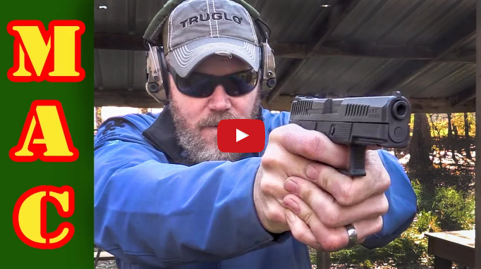 Military Arms Channel Exclusive Look: CZ P-10 C Striker-Fired 9mm
