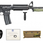 fn-15 m4 with bayonet and accessories