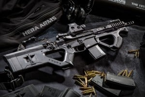 hera arms new p90 ar-15 stock