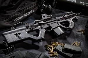 hera arms new p90 ar-15 stock