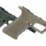 New Polymer80 Spectre Frame Colors - OD Green and FDE