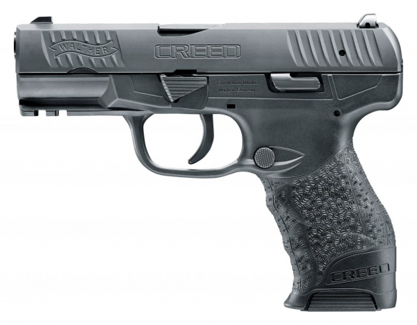 new walther creed pistol