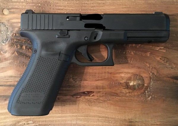 Glock Gen 5 Leaked Photos