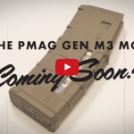 New Magpul PMAG Coyote Tan - Gen M3 Performs