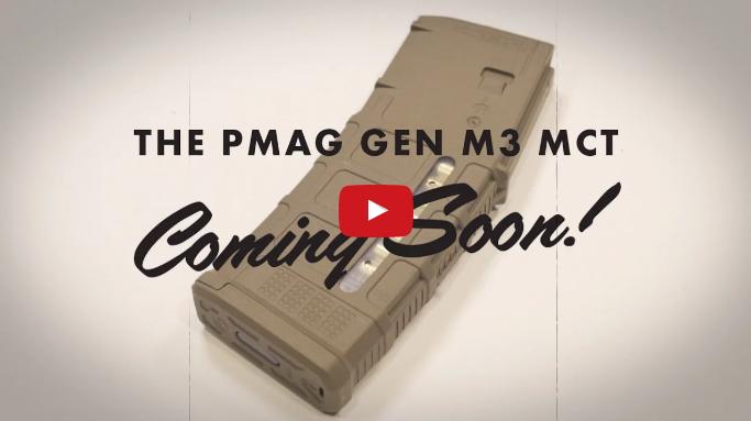 New Magpul PMAG Coyote Tan - Gen M3 Performs
