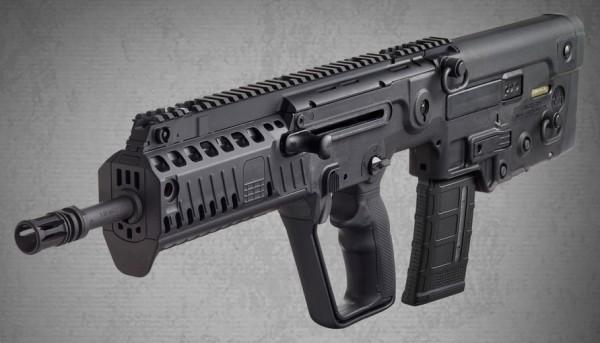 rifle bullpup tavor x95 iwi blackout 300 compliant semi nato aac flattop caliber automatic round canada market rifles gun bbl
