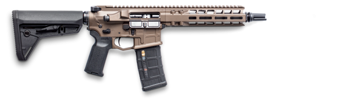 New Radian AR-15 Rifle