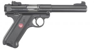 New Ruger Mark IV Rimfire Pistol