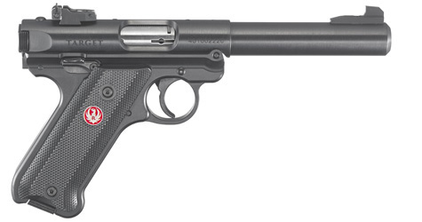 New Ruger Mark IV Rimfire Pistol