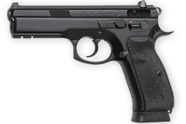 New CZ 75 SP-01 Phantom Pistol