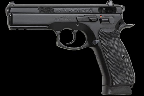 New CZ 75 SP-01 Phantom Pistol