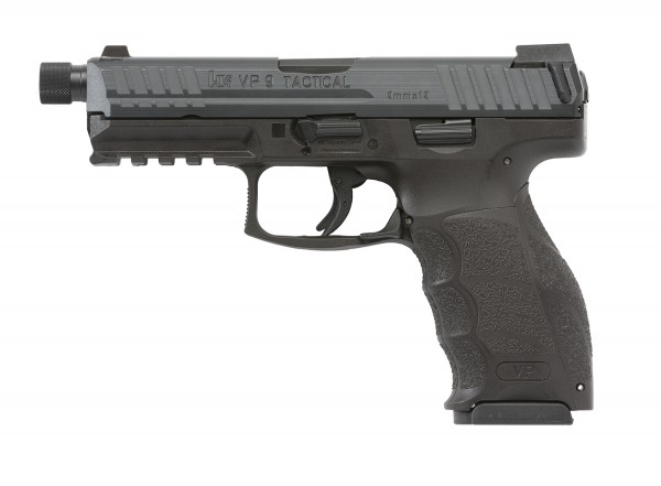 H&K VP9 Tactical 9mm