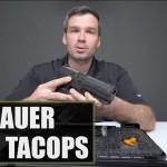 Unboxing Video - The Sig Sauer P320 Fullsize Tacops 9mm