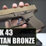 Unboxing The Glock 43 Spartan Bronze