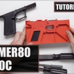 Polymer80 PF940C Lower Frame Milling Instructions Tutorial Video Part 1