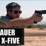 Sig Sauer P320 X-Five Review & Torture Test Video