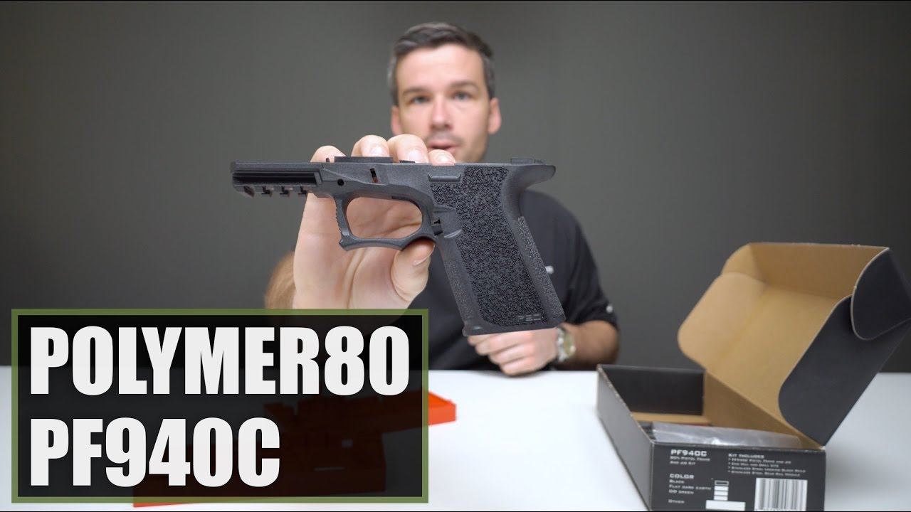 Unboxing The Polymer80