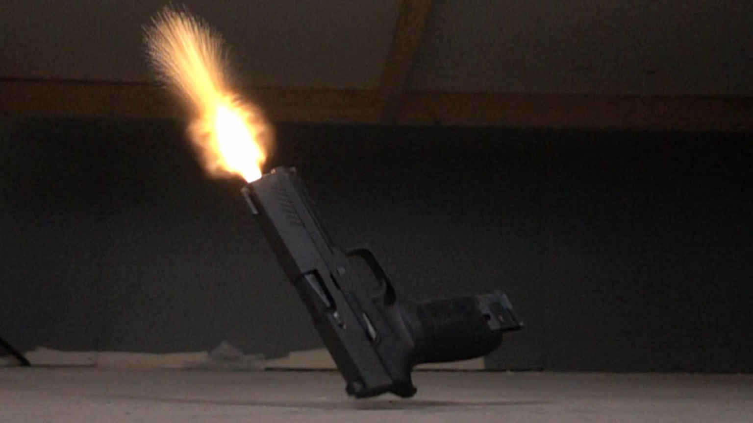 Sig Sauer P320 Fails Drop Test