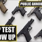 Sig Sauer P320 Drop Test Follow Up Video
