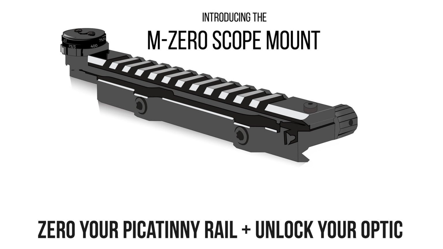 Mod Zero M-Zero Scope Mount