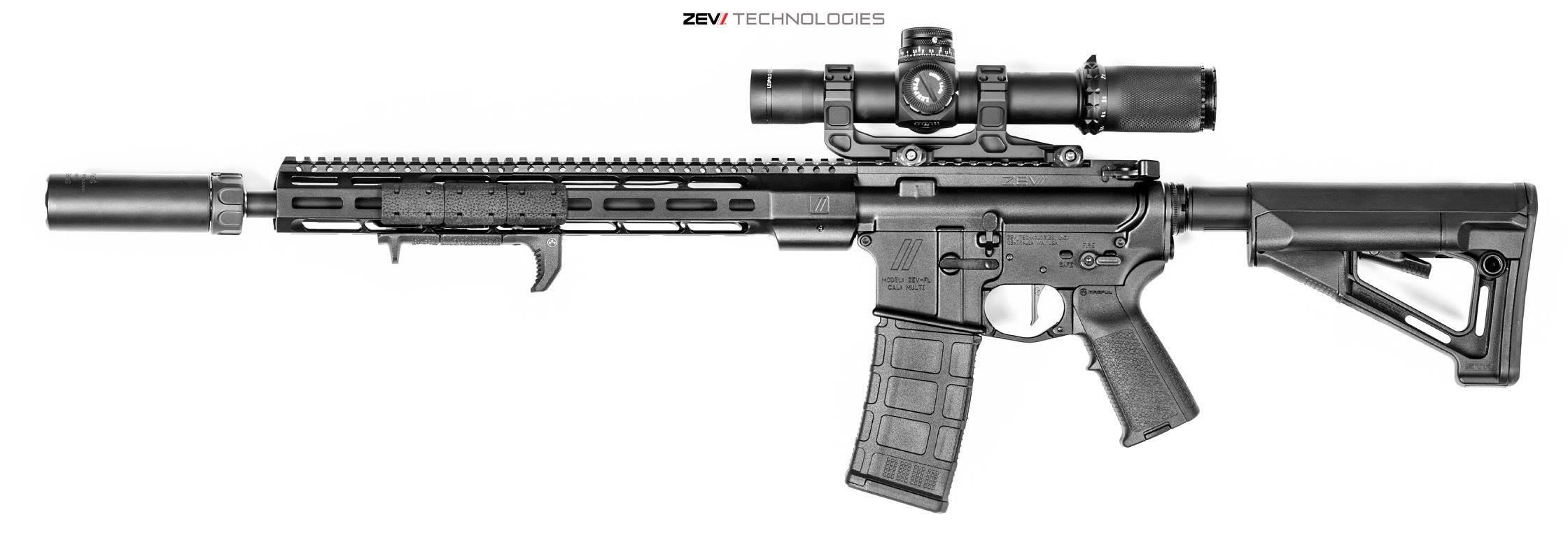 First Look: ZEV Technologies AR-15 and AR-10 Rifles