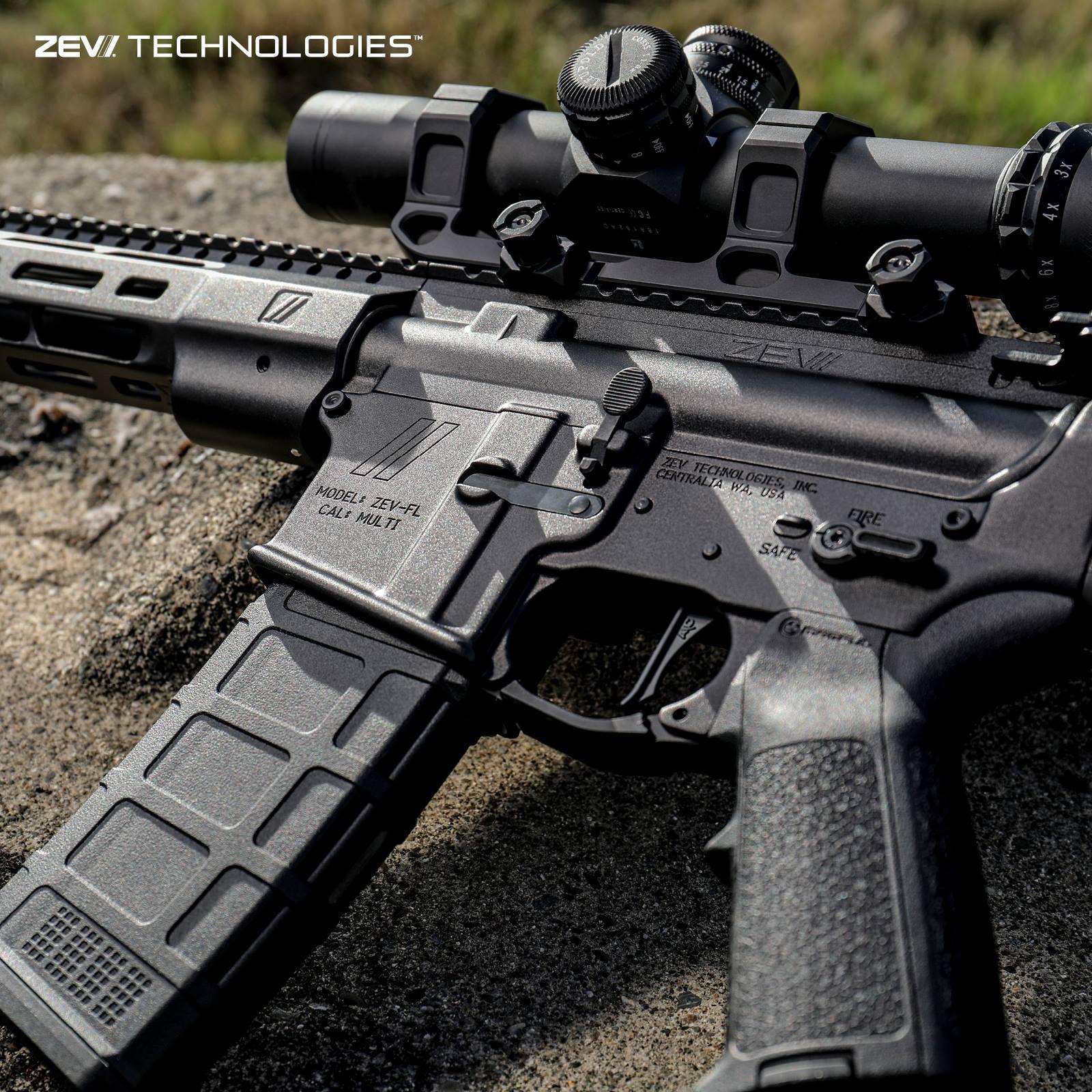 ZEV Tech AR-15 and AR-10