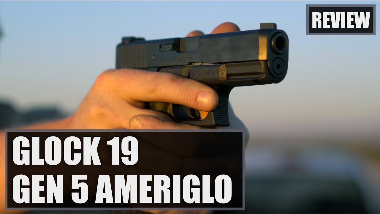 Glock 19 Gen 5 AmeriGlo Review & Torture Test - Omaha Outdoors