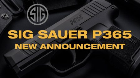 Breaking: The New SIG Sauer P365 - Omaha Outdoors