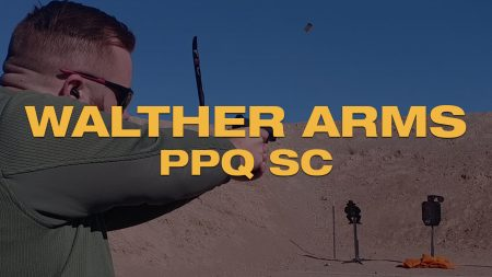 Walther Arms PPQ SC - Concealed Carry Masterpiece - Omaha