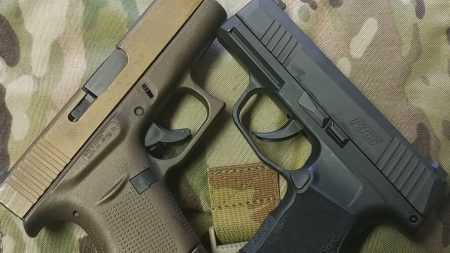 Sig Sauer P365 vs Glock 43 Pistol Review - Omaha Outdoors