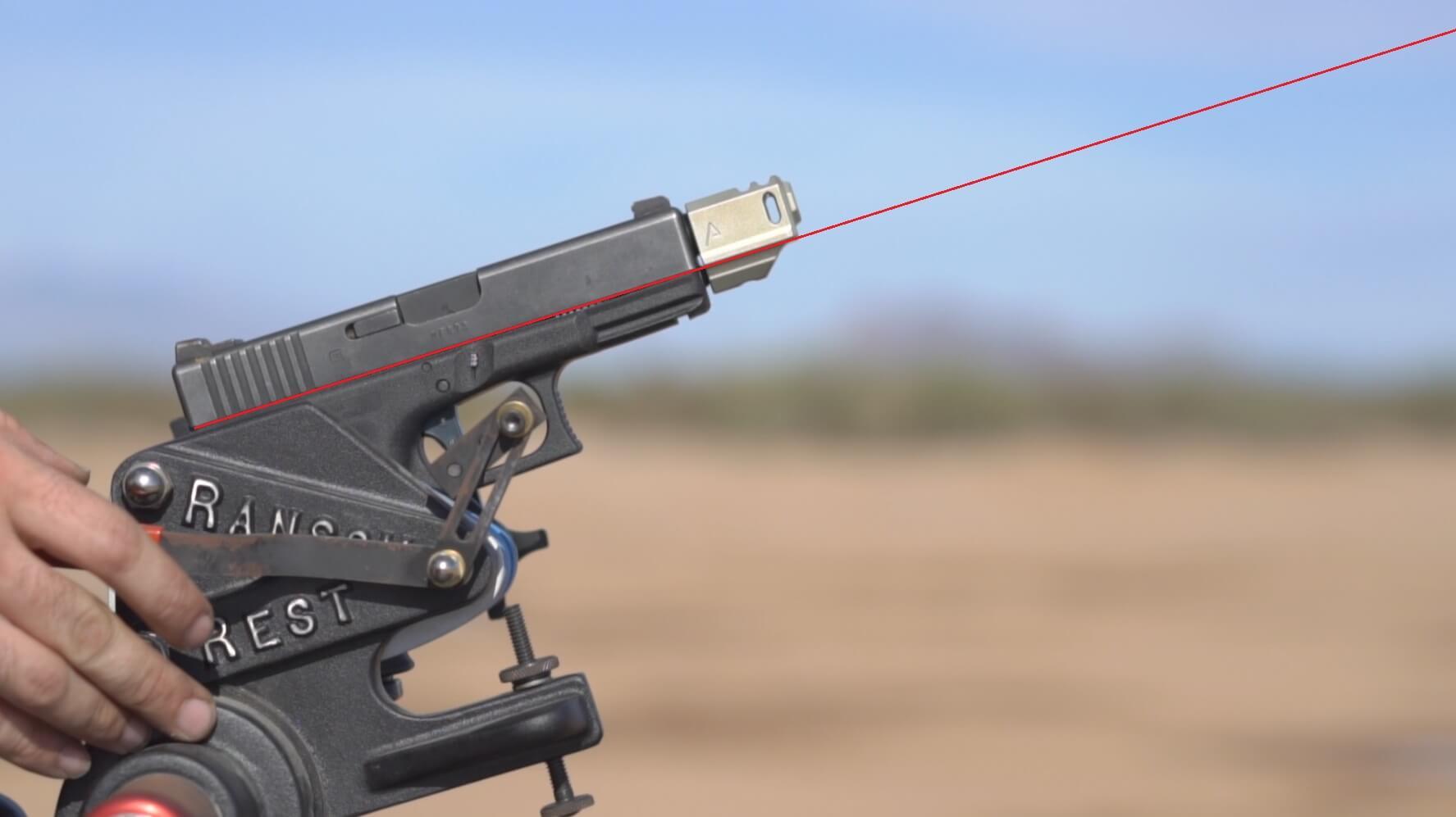 2018 King of Pistol Comps – Glock Compensator Slickguns
