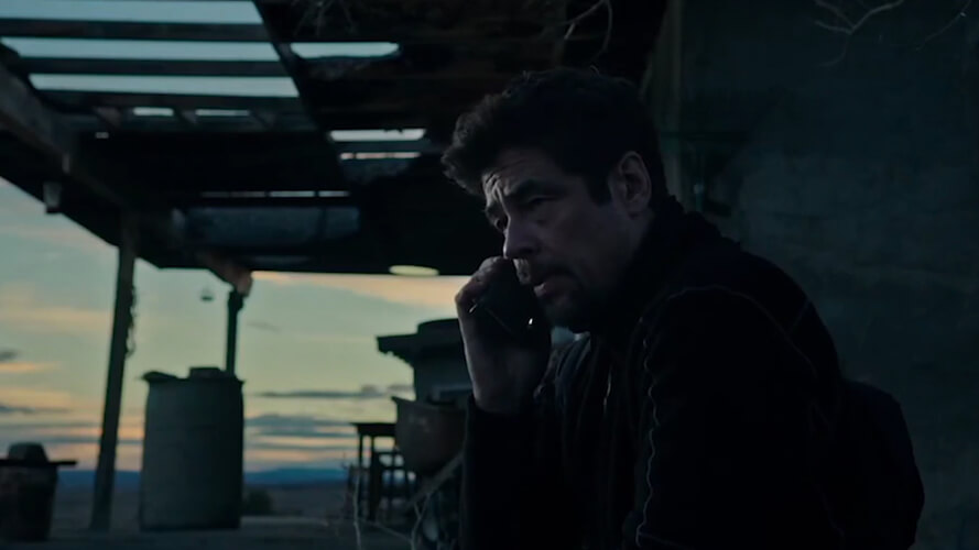 Gun Guy Movie Review: Sicario 2 Is a Remake of Clear and
