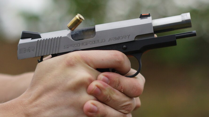 First Look: Springfield Armory EMP 4