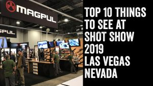 SHOT Show 2019 Media Range Day - Kel-Tec KS7 & CP33 - Omaha