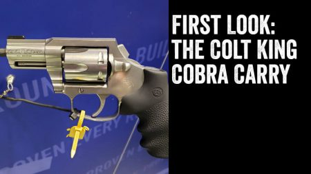 Colt Cobra dating