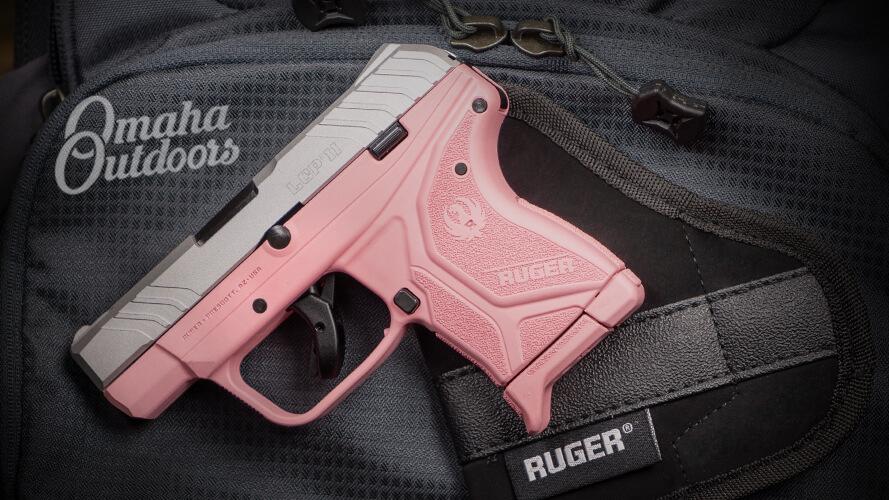 Ruger LCP 2 II Victoria Pink